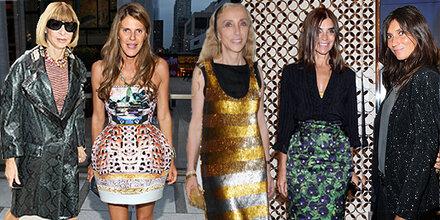 Die wichtigsten Modemenschen