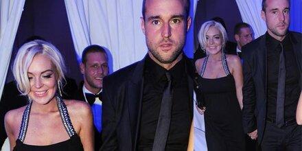Lindsay Lohan & Philipp Plein ein Paar?