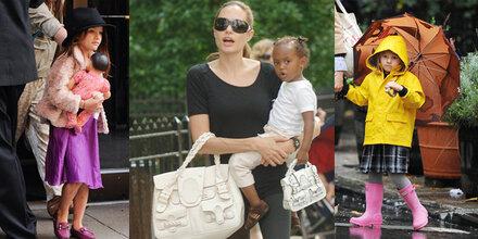 Star-Kids & ihre teuren Designer-Kleider