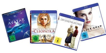 Klassiker auf DVD