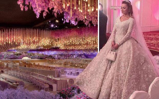 Die teuerste Hochzeit aller Zeiten