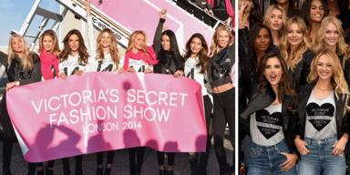 Victoria's Secret Engel in London