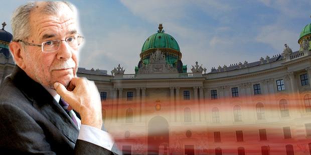 Van der Bellen neuer Bundespräsident