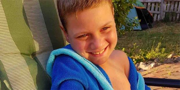 11-jähriger Krebspatient feierte Traumhochzeit