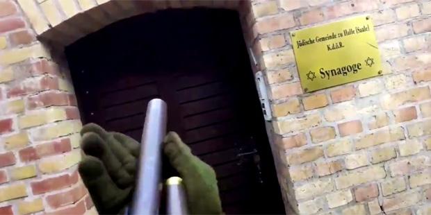 Halle Attentäter Anschlag Nazi