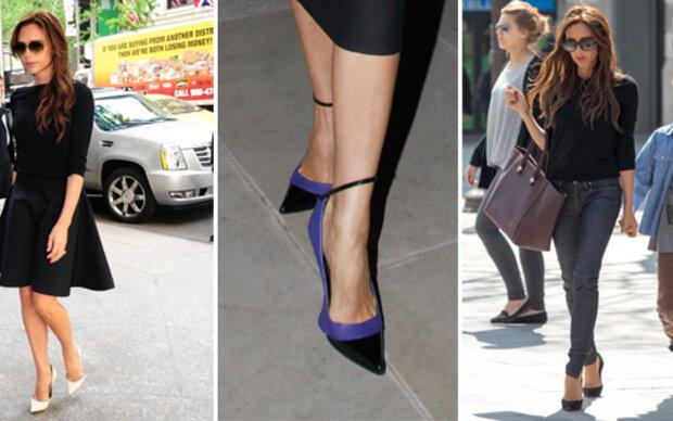 Die Victoria Heels Beckham Hat Schönsten erCdxBo