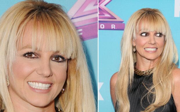 Britney Spears' Frisuren-Panne