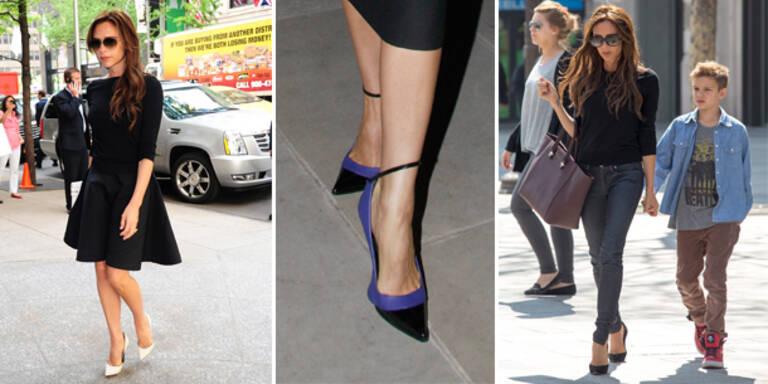 Victoria Beckham hat die schönsten Heels