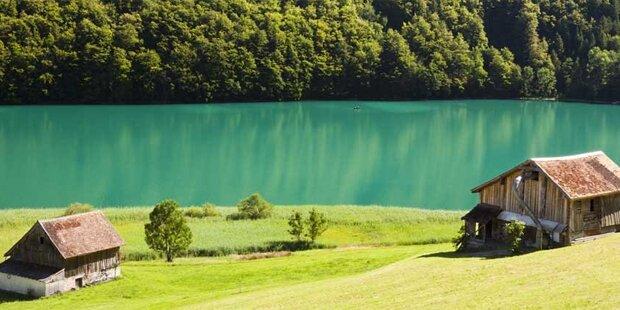 Das sind die schönsten Geheim-Plätze Österreichs