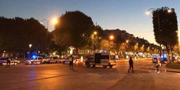 Schießerei in Paris: Polizei spricht von Terror