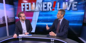 Finanzminister Löger im Talk bei Fellner! LIVE