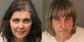 Eltern hielten 13 Kinder in Haus fest