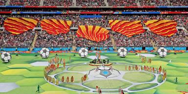 Eröffnung WM