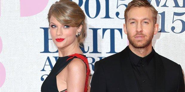 Taylor Swift: Was läuft mit Calvin Harris?