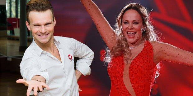 Tanz-Aus für Sonja & Vadim