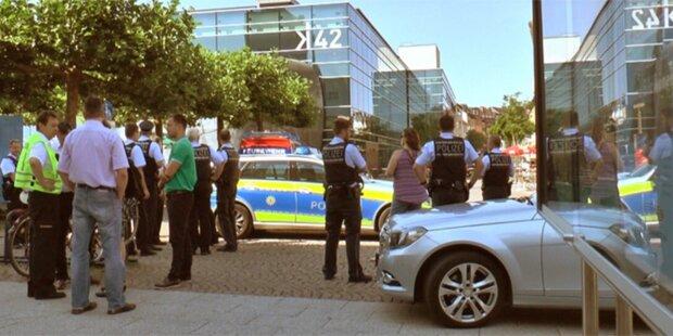 Bombendrohung in Friedrichshafen - Polizei im Großeinsatz