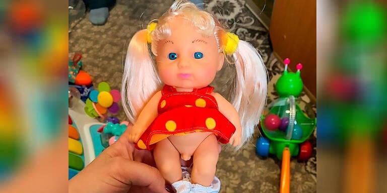Wirbel um Transgender-Puppe für Kinder
