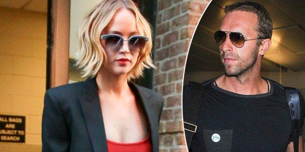 Jennifer Lawrence stellt Chris Martin Liebesultimatum