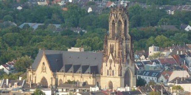 50 Milliarden Mark in Kirche gefunden