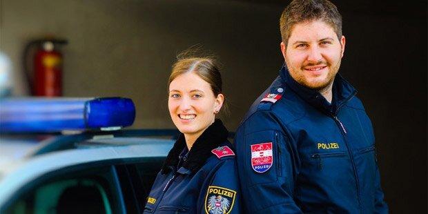 Polizisten retten vier Kinder aus Haus