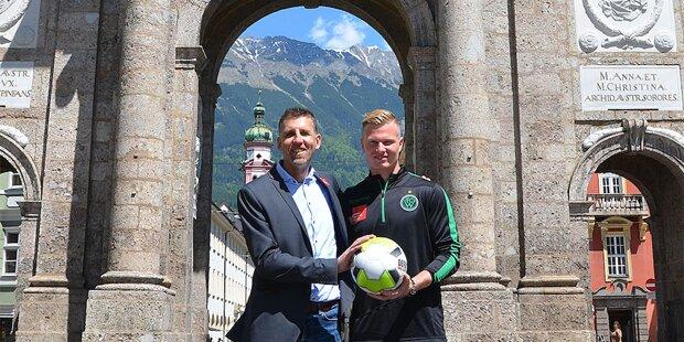 FC Wacker holt neuen Tormann