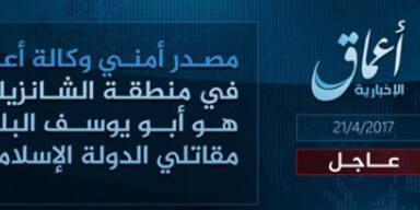ISIS bekennt sich zum Anschlag in Paris