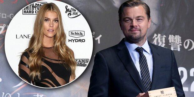 Leo DiCaprio: Datet er jetzt Nina Agdal?