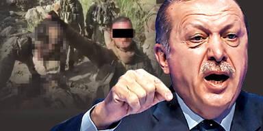 Erdogan Armee Syrien Gräueltaten Kriegsverbrechen