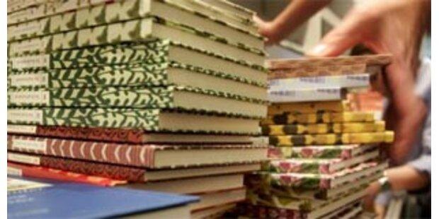 60. Buchmesse Wien mit 150 Verlagen