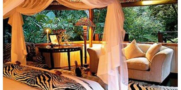 Die 10 schönsten Eco-Hotels