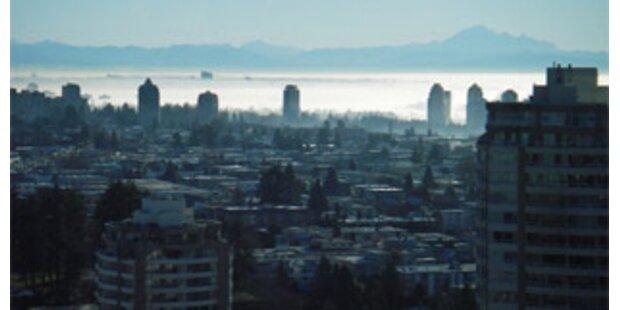 Sechs Leichen in Wohnung in Vancouver