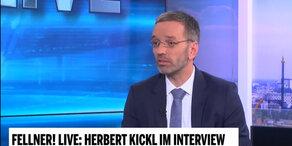 Herbert Kickl im großen Interview