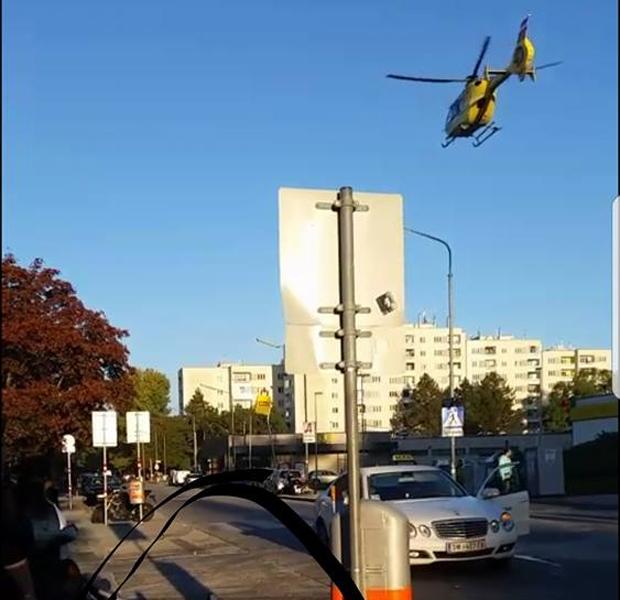 Unfall Wien Favoriten Kinderwagen