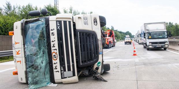 Unfall Westautobahn Sattledt Allhaming