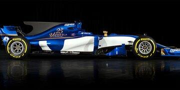 Sauber-Präsentation: So brutal sieht die neue Formel 1 aus