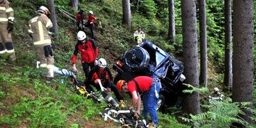 Drama bei Kitzbühel: Mann von Prinzessin Hohenlohe stirbt bei Unfall