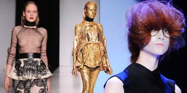 Moskau Fashion Week 2013