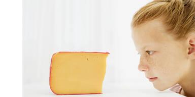 Kinder glauben: Käse wird aus Pflanzen gemacht