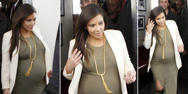 Kim Kardashian lächelt Fremdgeh-Gerüchte weg