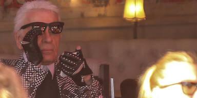 Ewige Frage: Wie alt ist Karl Lagerfeld?