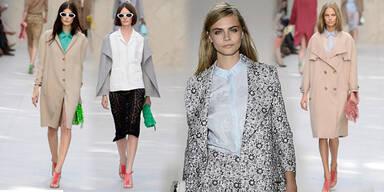 """Londoner Mode setzt auf """"Britishness"""""""
