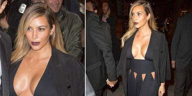 Kim Kardashian: Wieder ganz die Alte