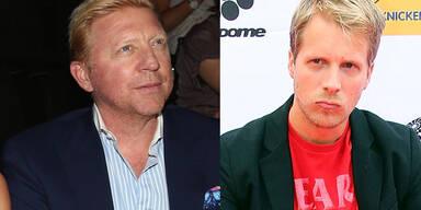 Boris Becker, Oliver Pocher