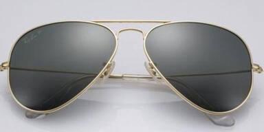 Ray Ban launcht Brille um 3000 Euro