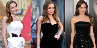 Armani schwärmt von Angelina Jolie