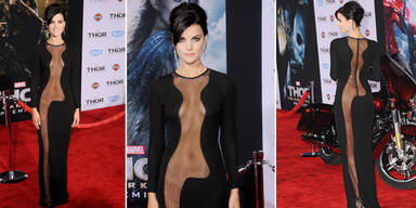 Das mutigste Red Carpet-Kleid aller Zeiten?