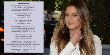 Khloe Kardashian: Emotionale Zeilen an Lamar