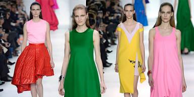 Vitaminspritze für Pariser Mode