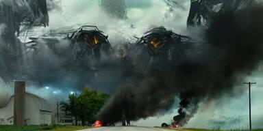 So hart wird der neue Transformers Film