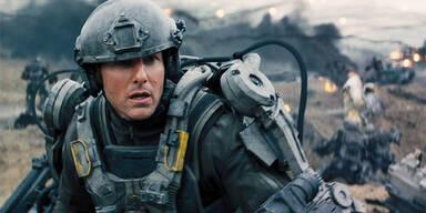 Edge of Tomorrow: Tom Cruise rettet die Welt